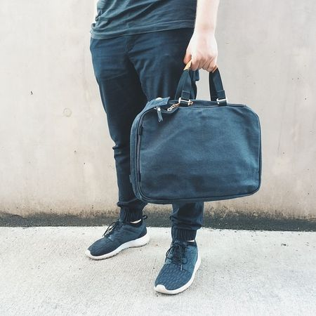 Travelling with only carry-on luggage