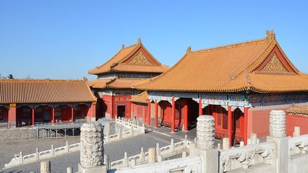 Getting to know China's great forbidden city