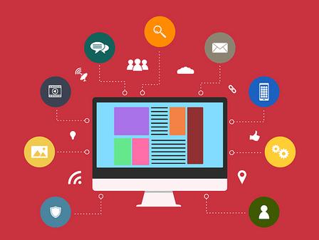 Benefits of using the professional web designer