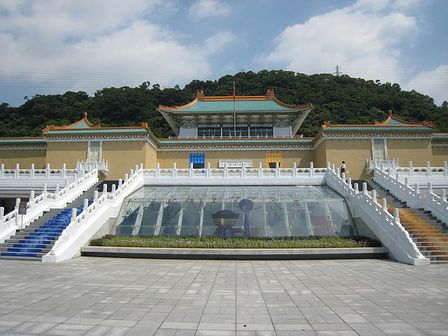 Best times to visit China National Palace Museum