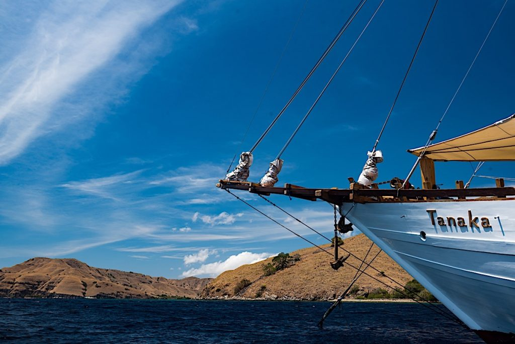 Plus and Minus of Sailing in A Komodo Liveaboard