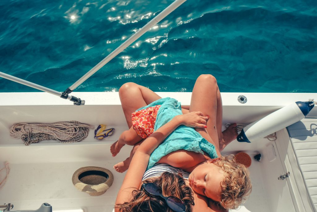 Taking the Toddlers to Komodo Cruise Holiday