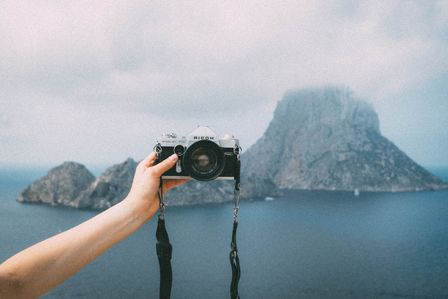 How to take album-worthy photos when travelling