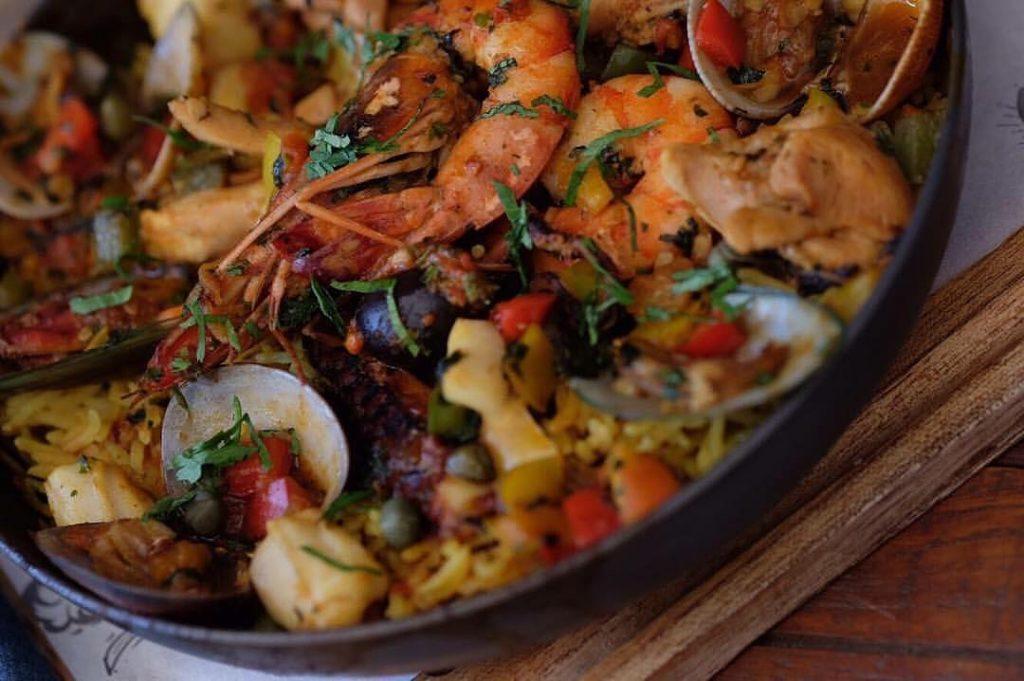 Seafood Restaurant Bali