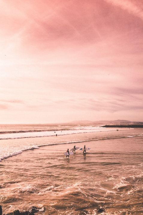 What a summertime surf camp means to me?