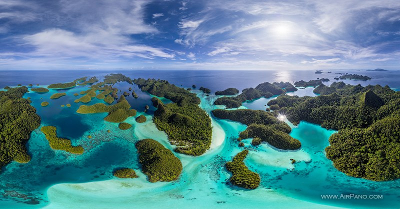 indonesian archipelago the largest in the world